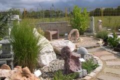 Ausstellung Lange - Sandsteinfläche (2)